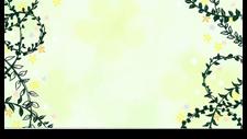 メッセージカード 【No2】花1