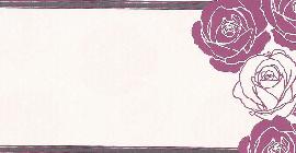 メッセージカード【No1】バラ1