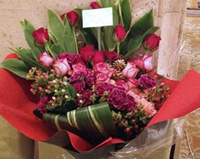 卒寿祝い 花束 フェアリーテイル