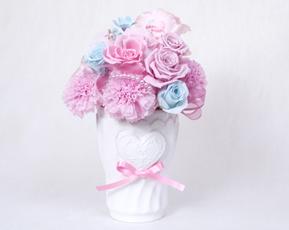 卒寿祝い 花束 フラッフィー