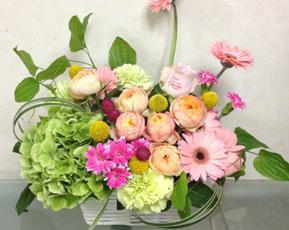 白寿祝い 花 花束 フラワーガーデン